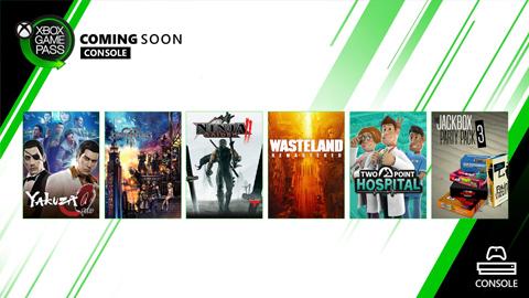 Microsoft anuncia la segunda oleada de juegos para Xbox Game Pass durante el mes de febrero