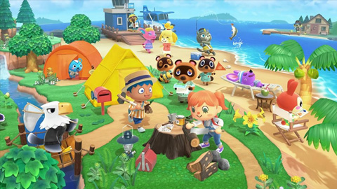 Animal Crossing: New Horizons lanza una actualización para arreglar errores