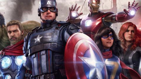 Crystal Dynamics presenta nuevas skins para los personajes de Marvel's Avengers