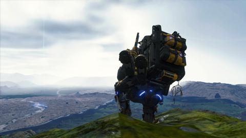 Death Stranding anuncia su fecha de lanzamiento en PC y un crossover con Half-life