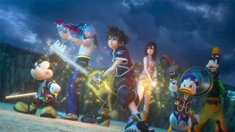 Se confirma el desarrollo de dos nuevos videojuegos de Kingdom Hearts
