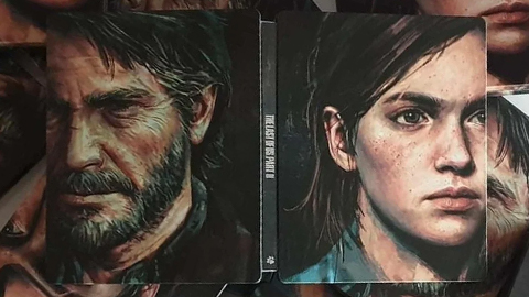 Así es la steelbook de una de las ediciones europeas de The Last of Us Part. II