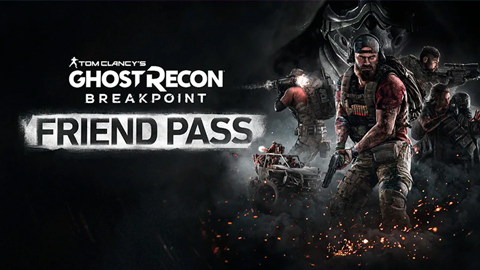 Ghost Recon Breakpoint anuncia la nueva función «Friend Pass»