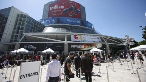 La sede del E3 (Los Ángeles) se convierte en un hospital de campaña para combatir el COVID-19