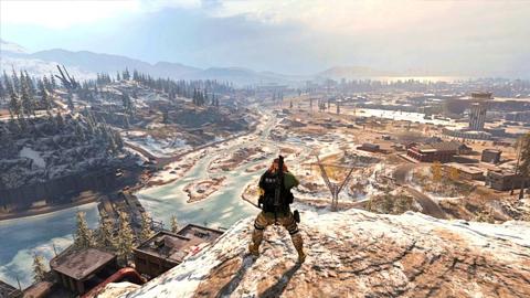 El Modo Solo llega al battle royale Call of Duty: Warzone