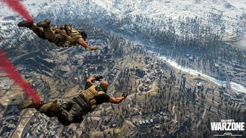 Call of Duty: Warzone alcanza los 6 millones de jugadores en sus primeras 24 horas