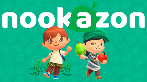 Nookazon, la tienda online de Animal Crossing: New Horizons, ya está disponible
