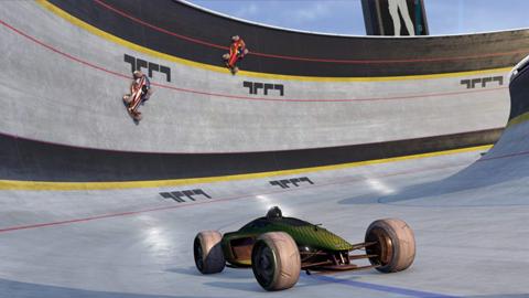 Ubisoft Nadeo muestra por primera vez un gameplay del videojuego Trackmania