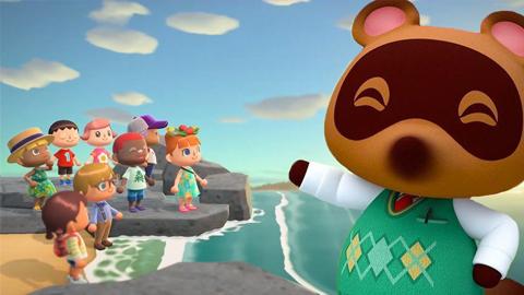 Animal Crossing: New Horizons anuncia una actualización llena de naturaleza y arte