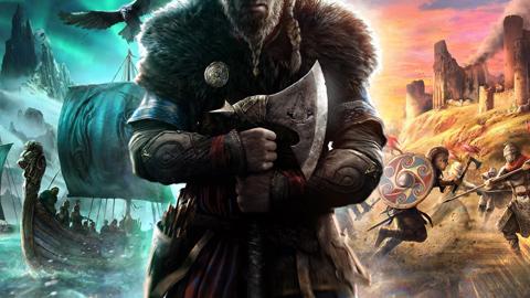 Ubisoft muestra el tráiler cinemático de presentación de Assassin's Creed Valhalla