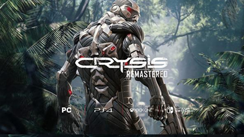 Crytek confirma la remasterización de Crysis para PlayStation 4, Xbox One, PC y Nintendo Switch