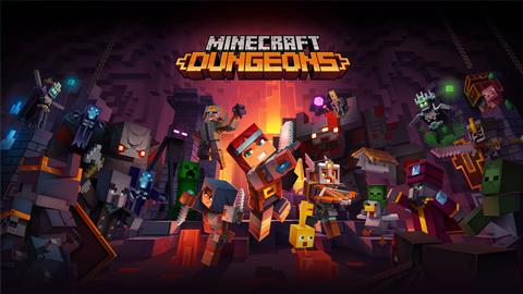 Minecraft Dungeons anuncia su fecha de lanzamiento