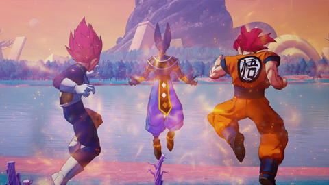 ¡El primer DLC de Dragon Ball Z: Kakarot se lanzará el 28 de abril!