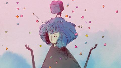 GRIS, videojuego indie español, celebra haber alcanzado el millón de copias vendidas