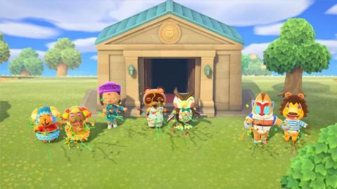 Dataminers encuentran nuevo contenido en el código de Animal Crossing: New Horizons