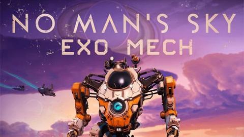 Hello Games introduce mechas en la última actualización «Exo Mech» de No Man's Sky