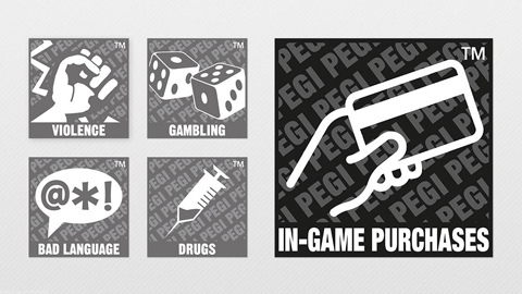 El PEGI también avisará si un videojuego contiene lootboxes o cajas de botín