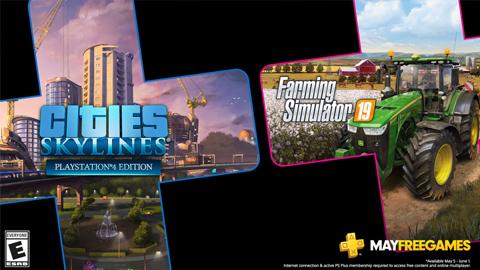 Estos son los videojuegos gratuitos del mes de mayo de PlayStation Plus