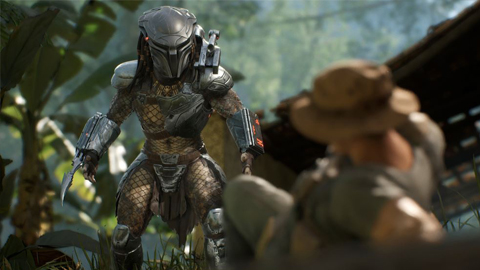 Predator: Hunting Grounds ya está disponible para PlayStation 4