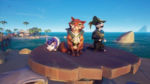 Sea of Thieves presenta todo el nuevo contenido gratuito de la actualización «Ships of Fortune»