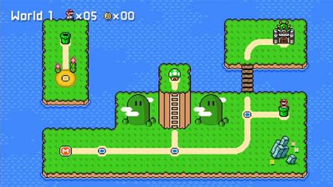 Super Mario Maker 2 nos permitirá crear nuestros propios mundos con la actualización gratuita