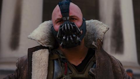 Se disparan las ventas de las máscaras de Bane (El Caballero Oscuro) por el Coronavirus
