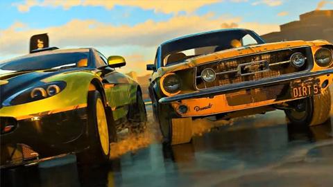 Codemasters anuncia el tráiler de presentación de DIRT 5 durante el Inside Xbox