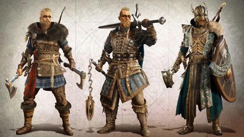 Assassin's Creed: Valhalla anuncia cambios en su sistema de equipamiento con respecto a anteriores entregas