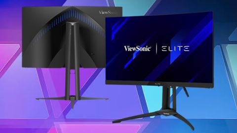 ViewSonic presenta su monitor gaming curvo ELITE XG270QC