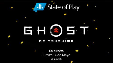 Sony anuncia que el State of Play del jueves estará dedicado a Ghost of Tsushima