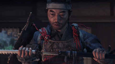 Ghost of Tsushima muestra un tema dinámico y la carátula reversible de las ediciones físicas