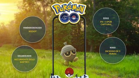 Pokémon GO ofrece un código de regalo para celebrar el éxito del Día de la Comunidad (mayo)