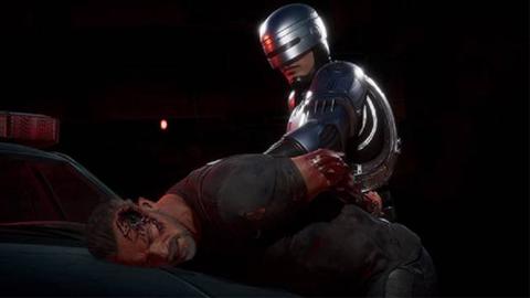 Mortal Kombat 11: Aftermath enfrentará a RoboCop y Terminator