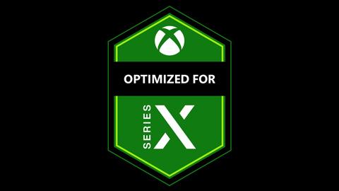 Microsoft presenta el logo de «optimizado para Xbox Series X» para los videojuegos de la actual generación