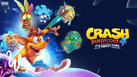 Tráiler de presentación y fecha de lanzamiento de Crash Bandicoot 4: It's About Time