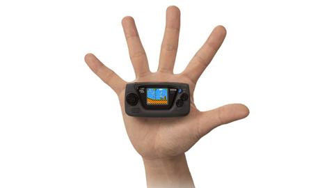SEGA anuncia su nueva consola Game Gear Micro: Fecha de lanzamiento, precio, juegos y más