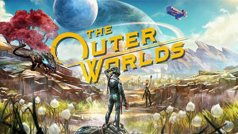 Resolución y tasa de FPS de The Outer Worlds en Nintendo Switch