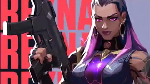 Valorant presenta a Reyna, la nueva personaje jugable y disponible el 2 de junio