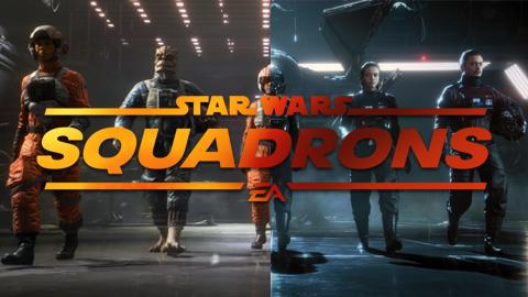 Electronic Arts muestra un nuevo gameplay de Star Wars: Squadrons en el EA Play Live (junio, 2020)
