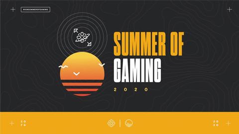 El Summer of Gaming pospone todos sus eventos hasta el próximo 8 de junio