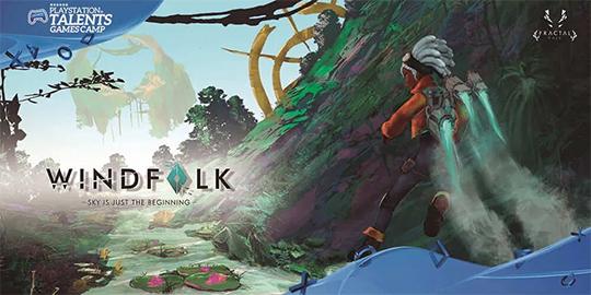 WindFolk, el shooter español para PS4, muestra nuevas imágenes