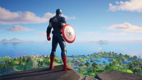 El Capitán América llega a Fortnite: Battle Royale, ¿Cómo conseguirlo?