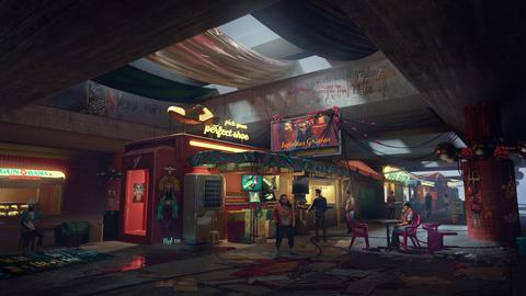 CD Projekt Red muestra el distrito de Heywood de Cyberpunk 2077