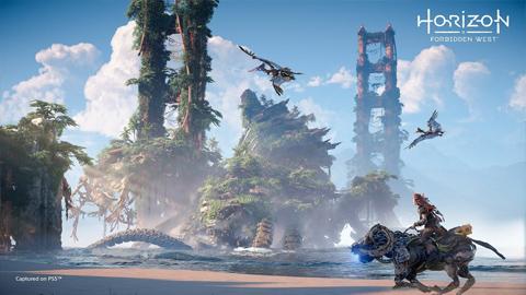 Guerrilla presenta algunas de las nuevas máquinas de Horizon Forbidden West