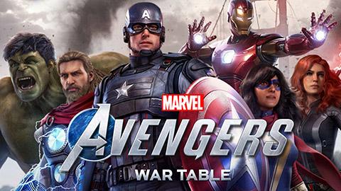 Ojo de Halcón en Marvel's Avengers