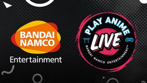 Bandai Namco anuncia el evento digital «Play Anime Live» para finales de julio