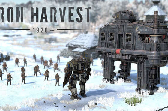 Iron Harvest 1920+ se renueva con Razer Chroma RGB