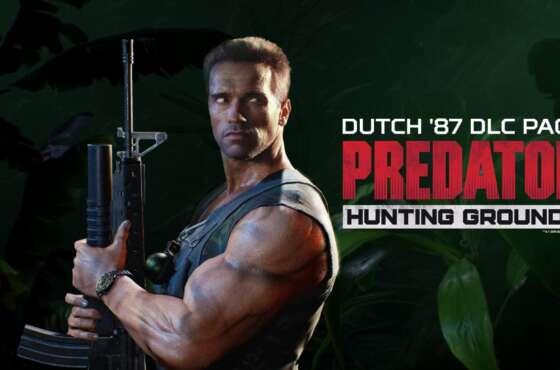 Predator: Hunting Grounds recibe su cuarto DLC de pago