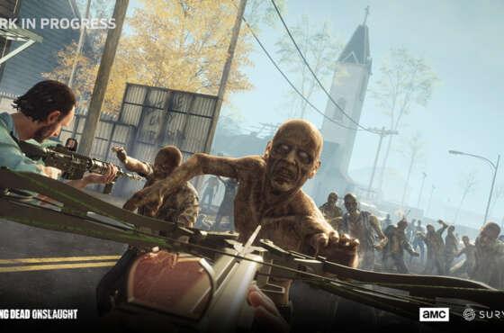 The Walking Dead Onslaught para PSVR