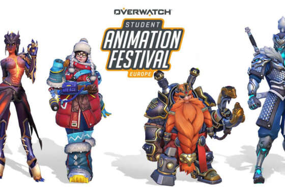 Overwatch presenta el Student Animation Festival